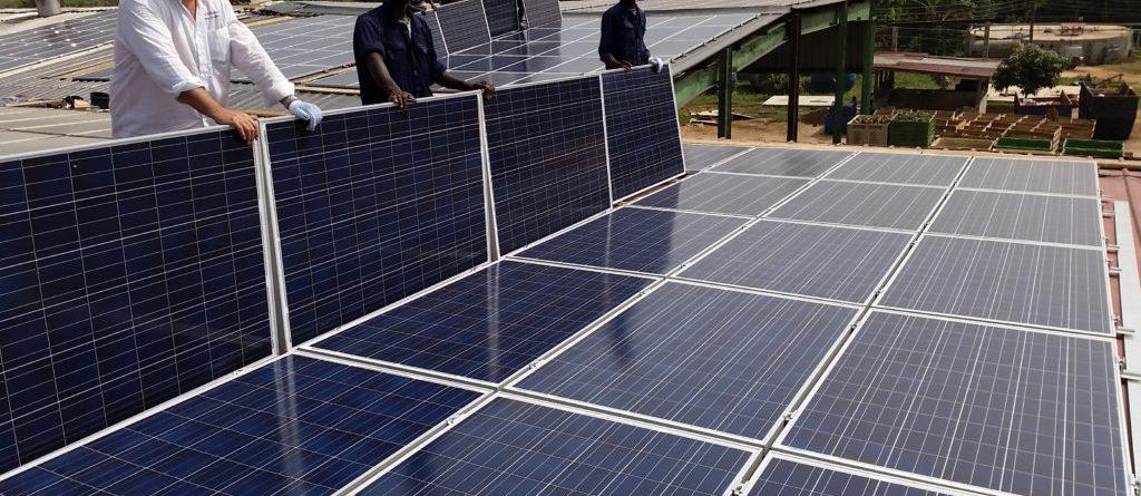 Energie neutrale fabrieken